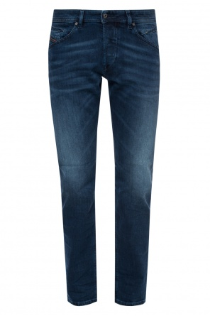 'belther' jeans with straight legs od Diesel
