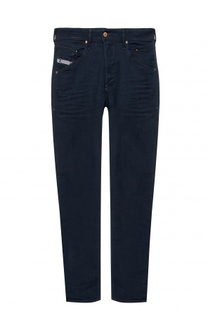 'belther' jeans with tapered legs od Diesel