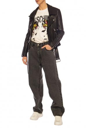 'benz' high-waisted jeans od Eytys