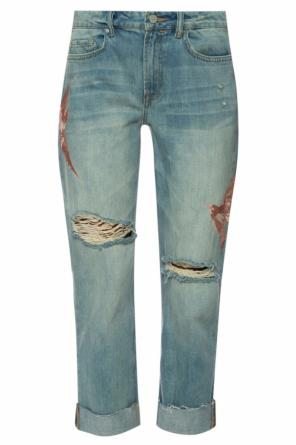 'alana boys' jeans with holes od AllSaints