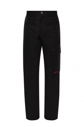 'cargo' trousers with pockets od MISBHV