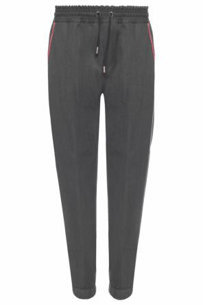 Elasticated cuff trousers od Givenchy