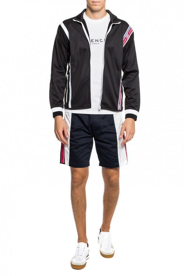 Shorts with stripes od Givenchy