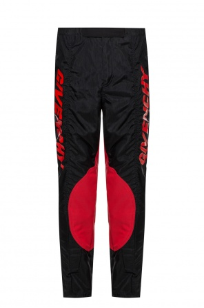Logo-printed trousers od Givenchy