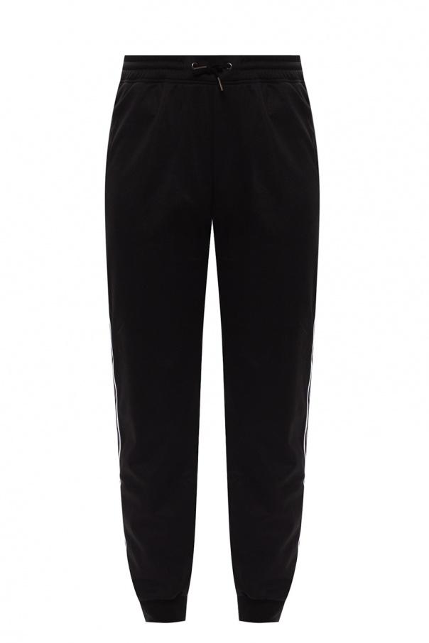 Givenchy Side-stripe sweatpants