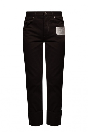 Printed jeans od Givenchy