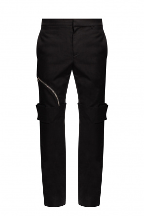 Layered trousers od Givenchy