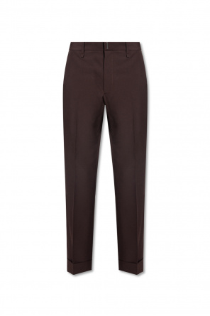 Pleat-front trousers od Givenchy