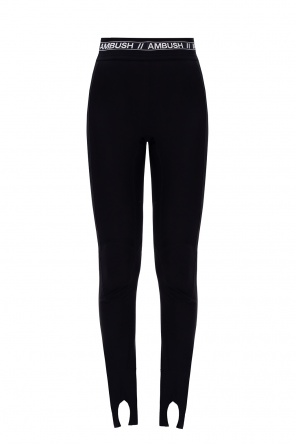Training leggings with logo od Ambush