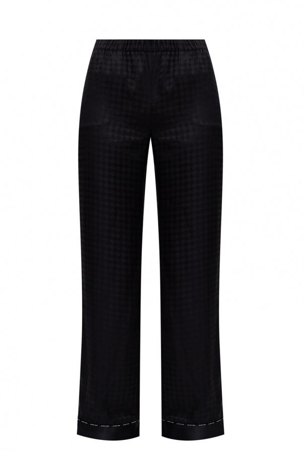 Balmain Silk pyjama pants