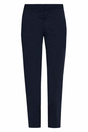 Tapered leg trousers od Acne