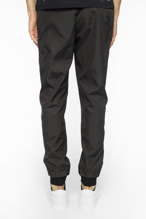 Trousers with round patch od Versace Versus
