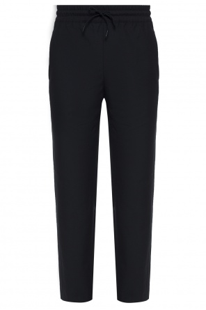 Tapered leg trousers od Versace Versus