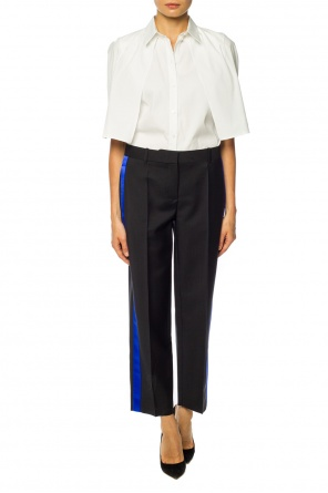 Side-stripe trousers od Givenchy