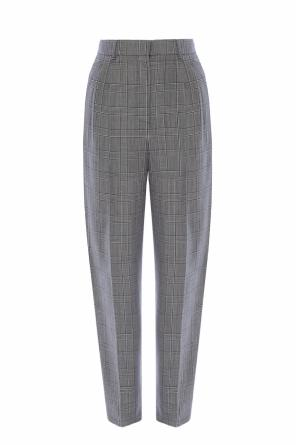 Checked trousers od Givenchy