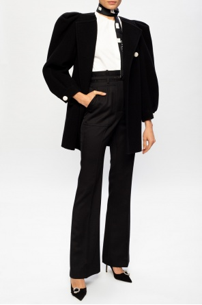 High-waisted trousers od Givenchy