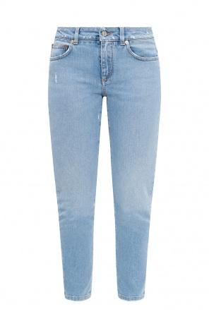 Stonewashed jeans od Givenchy