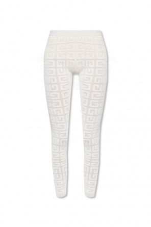 Transparent leggings od Givenchy
