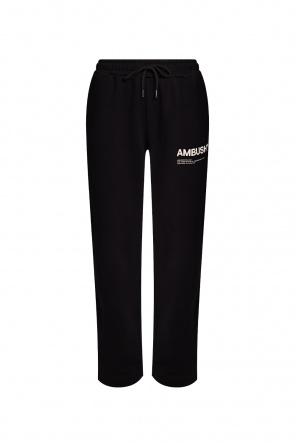 Sweatpants with logo od Ambush