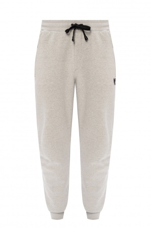 Logo sweatpants od Coach