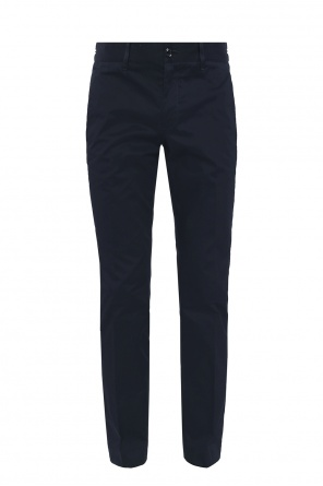 Tapered leg trousers od Moncler