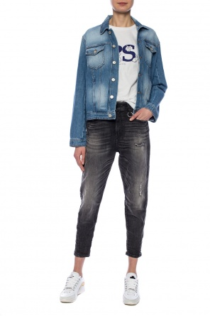 'candy-s' distressed jeans od Diesel
