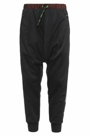 Dropped crotch sweatpants od Adidas by Kolor