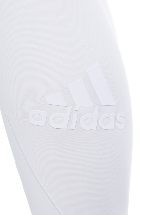 Logo-printed leggings od ADIDAS Performance