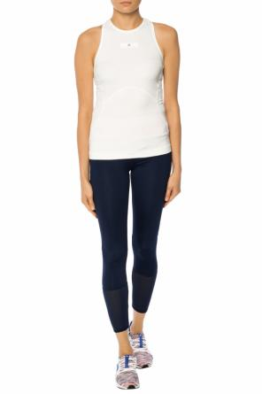 Perforated leggings od ADIDAS by Stella McCartney