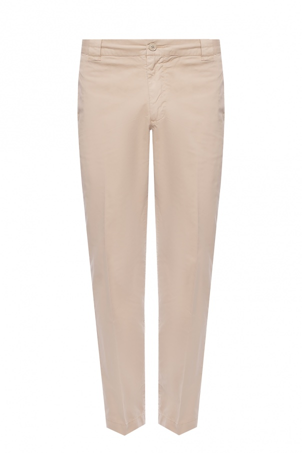 Woolrich Creased trousers
