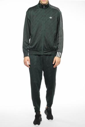 Elastic cuffs sweatpants od Adidas by Alexander Wang