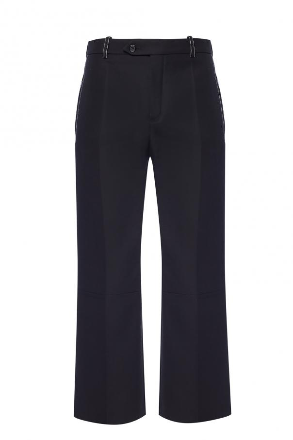 Pleat-front trousers od Chloe