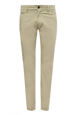 Tapered leg trousers od Diesel
