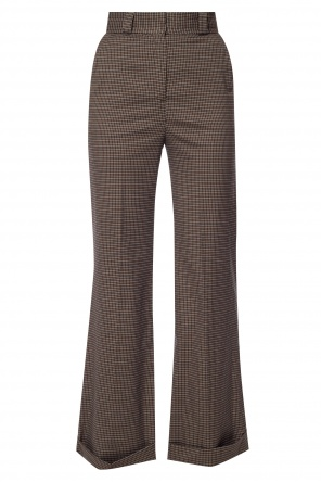 Checked trousers od See By Chloe