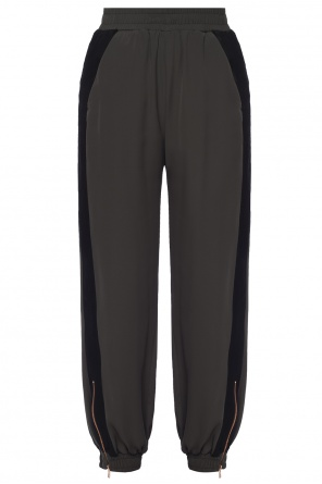 Side-stripe trousers od See By Chloe