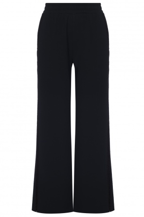 Wide trousers with vents od See By Chloe
