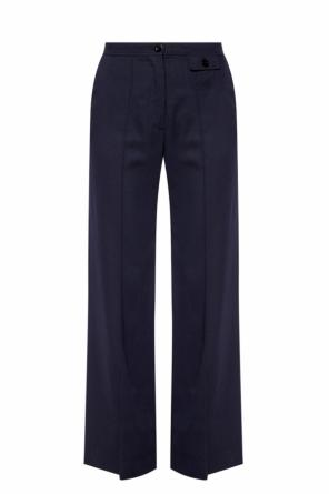Bell-bottom trousers with pockets od See By Chloe