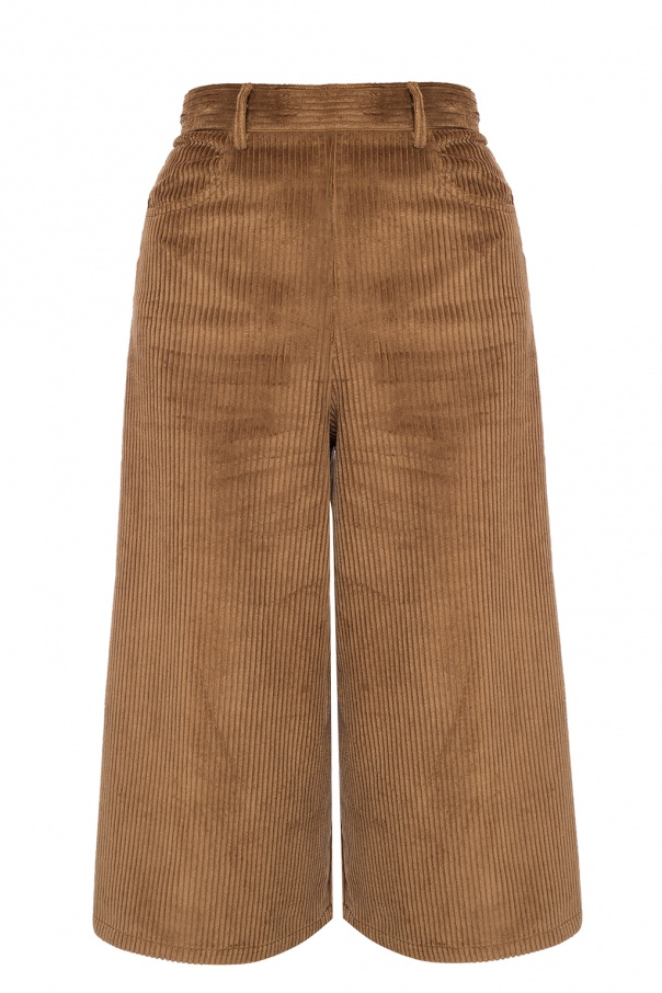 b906c4a593 Flared corduroy trousers See By Chloe - Vitkac shop online