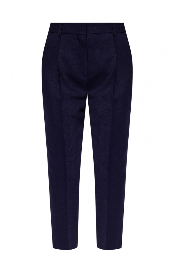 See By Chloe Pleat-front trousers
