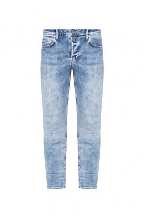 'cigarette' skinny jeans od AllSaints
