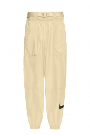 Track pants with logo od Nike
