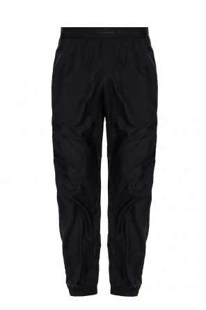 Track pants with logo od Rick Owens