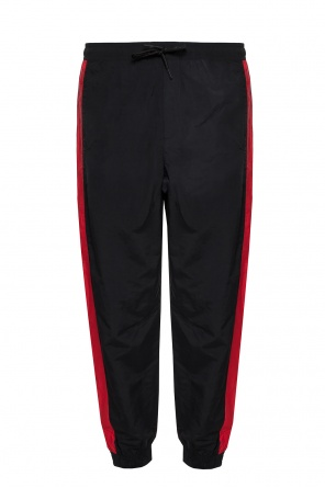 Side-stripe track pants od Marcelo Burlon