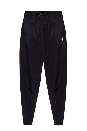 Trousers with logo od Marcelo Burlon