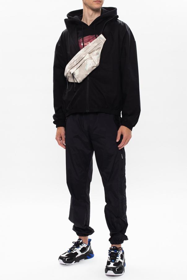 Marcelo Burlon Spodnie z logo 0AStYiK3