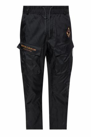 Cropped trousers od Marcelo Burlon