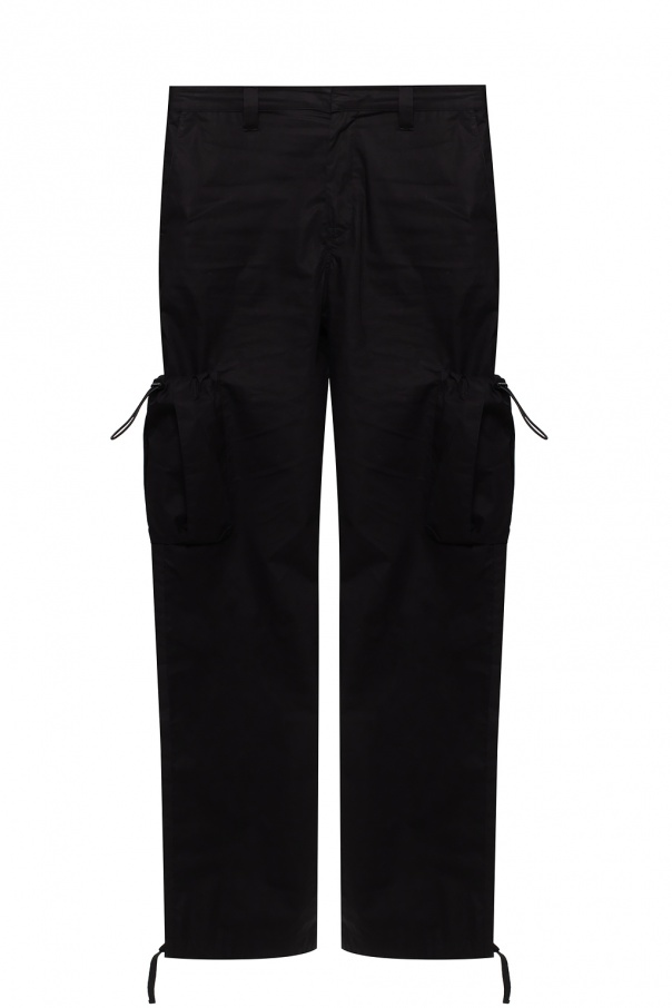 Marcelo Burlon Trousers with pockets