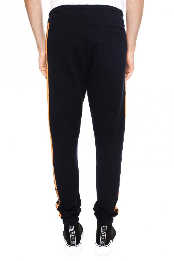 Side-stripe sweatpants od Marcelo Burlon