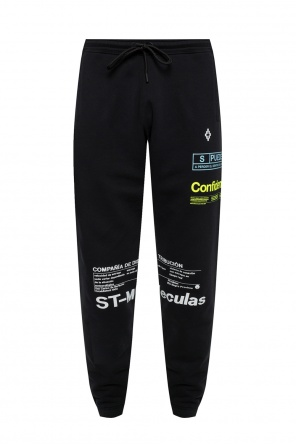 Printed sweatpants od Marcelo Burlon