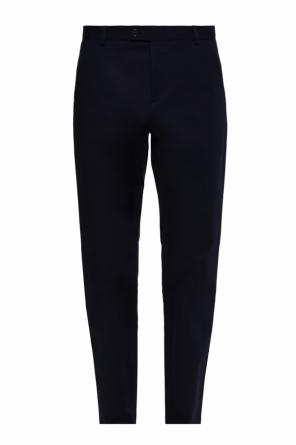 Tapered leg trousers od A.P.C